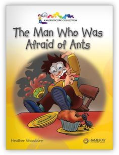 A fireman is forced to overcome his fear of ants when he must save a boy and his ant farm from a burning building in this authentic Spanish adaptation of The Man Who Was Afraid of Ants. Text Complexity, Dual Language Classroom, Reading Recovery, Guided Reading Levels, Leveled Readers, Social Themes, Used Books, Big Books, Inference