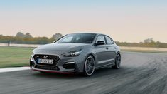 The Hyundai (much better referred to as the Elantra GT), simply got a little upgrade in Europe. Hyundai made it certified with the features revealed on the Fastback, presented new versions of its diesel motor and gave a New Hyundai, Upcoming Cars, Cars Uk, Sports Sedan, Car Wallpapers, Car Photos, Cool Cars, Super Cars, Rome