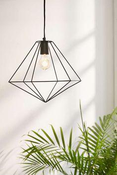 Magical Thinking Geo Diamond Pendant Light - Urban Outfitters
