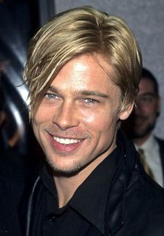 Brad Pitt (1997) - He was so cute at one time...what happened??