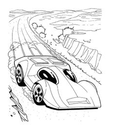 hot police cars coloring pages | Bold 'n Bossy Bugatti Race Car Coloring Page You Can Print ...