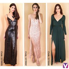 """Now getting that """"Red-Carpet"""" look is just a click away! Get these ethereal styles from #candidlycouture, only on Voonik. Shop them by Product Code. #redcarpetgowns #eveninggowns #cocktailgowns #glamgoddess #westernwear #onlineshopping #voonik"""