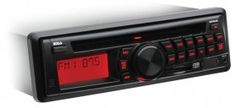 644UASingle-DIN CD/MP3 AM/FM Receiver USB/SD Memory Card, AUX MSRP - $124