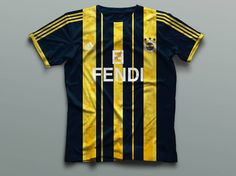 Fashion-Inspired Concept Kits by Nick Texeira   #Fenerbahce