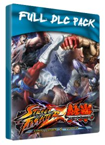 Street Fighter X Tekken: Full DLC Pack STEAM CD-KEY GLOBAL - G2A - Global Digital Gaming Marketplace