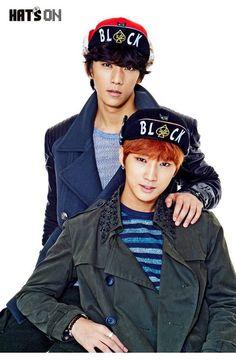 GongChan & JinYoung