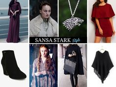 SANSA STARK Game of thrones style buy online india
