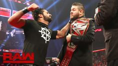 Seth Rollins interrupts Kevin Owens' WWE Universal Championship Coronation: Raw, Sept. 5, 2016 - http://www.truesportsfan.com/seth-rollins-interrupts-kevin-owens-wwe-universal-championship-coronation-raw-sept-5-2016/