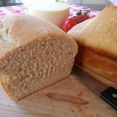 Made using sourdough starter and whey left over from cheesemaking. Is a beautiful white bread for sandwiches and toast. - Sourdough and Whey Bread