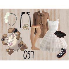 057 Primeape Lolita