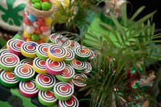 Uma festa teen para fugir dos clichês e garantir muita diversão entre os convidados… Recarregue as suas arma e prepare-se para aFesta de aniversário no Paintball!  Fotos: Airton Lopes …