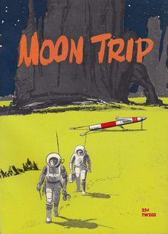 Moon Trip 1962