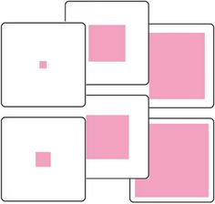 The Helpful Garden: Pink Tower Cards *Free*