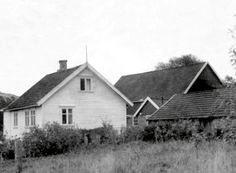 This is the small farm my grandparens bought at Furenes, Sandnes, and where my dad grew up Small Farm, Dads, House Styles, Fathers, Father