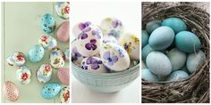 60 fun easter egg designs creative ideas for decorating Washi, Easter Egg Designs, Diy Ostern, Easter Cupcakes, Egg Decorating, Easter Crafts, Easter Dyi, Easter Ideas, Holiday Crafts