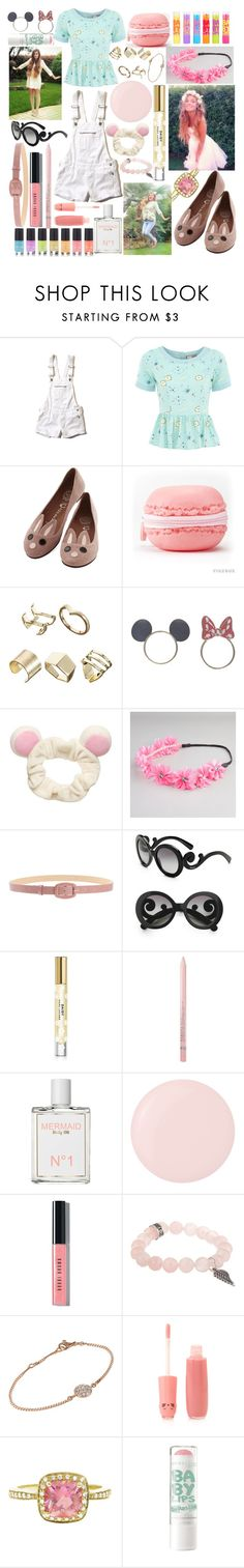 """Cutiepiemarzia inspired"" by mermaidlove123 ❤ liked on Polyvore featuring Hollister Co., Yumi, Jeffrey Campbell, ASOS, Maybelline, Wet Seal, Full Tilt, Compagnia Italiana, Prada and Marc Jacobs"