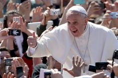 Rock star pope - Pope Francis