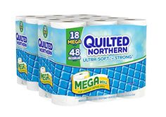 Quilted Northern Ultra Soft and Strong Bath Tissue, 36 Mega Rolls Quilted Northern http://www.amazon.com/dp/B00T44522E/ref=cm_sw_r_pi_dp_zE0wvb10AM1WX