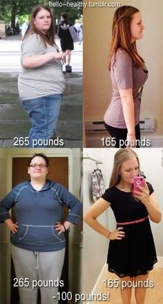 Before and After Weight Loss Photo by Jeanne Richard More