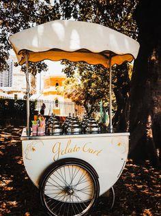 Gelato Cart wedding service Sydney