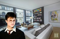 Rent Daniel Radcliffe's Soho Apartment for $19,000/Month