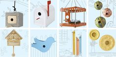 Build It Yourself Birdhouses at Lowes    http://lowescreativeideas.com/idea-library/projects/Build-It-Yourself_Birdhouses.aspx