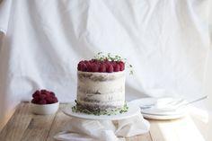 Bolo de Framboesa e Tomilho | Raspberry Thyme Cake                                                                                                                                                                                 Mais