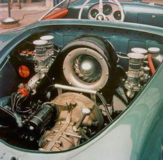 Porsche type550