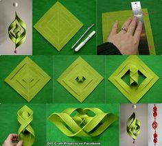 Christmas decoration for the kids to make and give