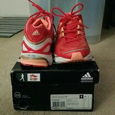 new styles 1301f cee35 adidas Shoes   Adidas Supernova Sequence Running Sneakers   Color  Orange Red    Size  8 Wide