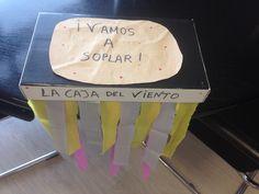 Materiales para practicar el soplo. La caja del viento DIY  www.todokb.com venta de cajas y material de embalaje en Pamplona
