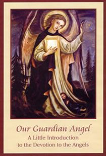 Praying with the Holy Angels.