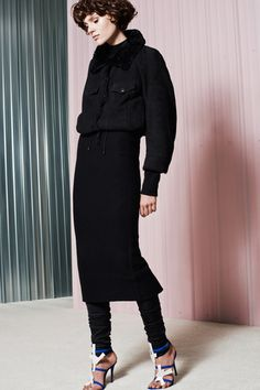 Acne Studios Pre-Fall 2014 Collection Slideshow on Style.com