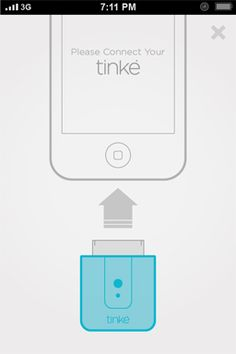 Zen-Sational6 of 16  One of the most talked-about iPhone plug-ins came from Singapore-based company Zensorium. The Tinké adapter uses the touch of your finger to gauge blood oxygenation levels, your respiratory rate, as well as your heart rate and compares them to a health index, so you can monitor your wellbeing anytime, anywhere.