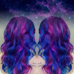 Galactic waves! ⠀ Check out my facebook page,  Facebook.com/jaymzcutshair (Link…