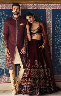 Traditional Indian Clothes - Buy Festive Attire Traditional Indian Dress Online - Source by Ringodavu - Couple Wedding Dress, Wedding Dresses Men Indian, Indian Bridal Outfits, Indian Bridal Fashion, Indian Designer Outfits, Designer Bridal Lehenga, Bridal Lehenga Choli, Bridal Sari, Bollywood Lehenga