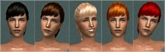 Mod The Sims - SkySims 219 Edited & Pookleted