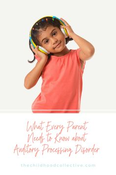 """Do you have concerns about your child's ability to process auditory information? Do you ever feel like you are talking, and they aren't really """"listening"""" to what you are saying? Many parents have heard of Auditory Processing Disorder, but the symptoms can be hard to pin down - especially when autism, ADHD, or a language disorder are involved. To help clarify this complex diagnosis, check out the blog with hearing expert - Dr. Lindsay Cockburn #auditoryprocessingdisorder #speechpathologist Speech Language Pathology, Speech And Language, Auditory Processing Disorder, Adhd And Autism, Behavior Management, Pediatrics, Disorders, Need To Know, Parents"""