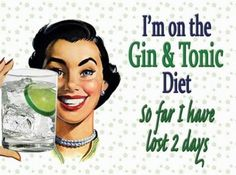 Gin Tonic Diet