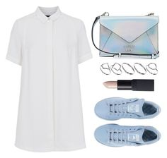"""""""May"""" by felytery ❤ liked on Polyvore featuring French Connection, adidas, GUESS, ASOS, NARS Cosmetics, Guess and May2015"""