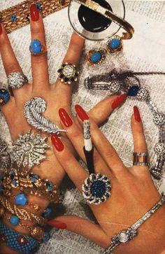 1960s British Vogue. #sixties #fashion #vintage #1960s