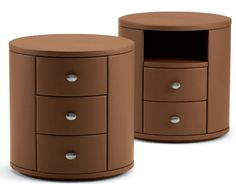 nightstands 20. Beautiful. They don't seem to be made of wood.
