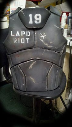 Cosplay Foam Armor | NCR Armor by RabbitMeatVendor