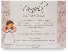 Invitaciones De Comunión Para Niña Gratis - Wallpaper Hd Para Bajar Gratis 3 HD Wallpapers