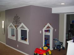 Basement/playroom