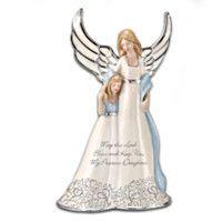 My Precious Daughter Musical Angel Figurine