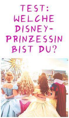Welche Disney-Prinzessin bist du? Mach den Test auf www.gofeminin.de #disney #princess #test #arielle #belle #pocahontas