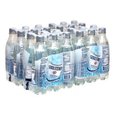 Gerolsteiner Sparkling Natural Mineral Water, 16.9 Fl Oz, 6 Ct (Pack of 4)