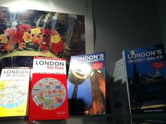 Our selection of #London maps and guides