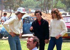 """Christine"" (1983) - behind the scenes filming"